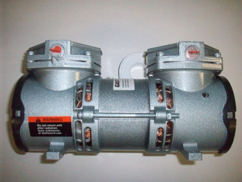Maa dual head air compressor complete assembly